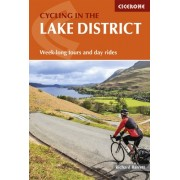 Fietsgids Cycling in the Lake District   Cicerone