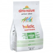 Almo Nature Holistic Small Adult con Agnello & Riso - 2 kg