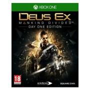 Игра Deus Ex: Mankind Divided - Day 1 Edition за Xbox One (на изплащане), (безплатна доставка)