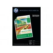 HP Papel fotográfico láser brillante profesional HP de 200 gramos/m²- 100 hojas/210 x 297 mm (CG966A)