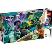 Lego Hidden Side (70434). Auto da corsa fantasmagorica