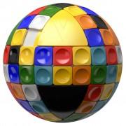 V-Cube V-Sphere Sfäriskt roterande pussel 560021