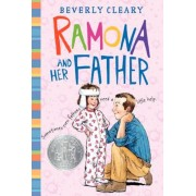 Ramona and Her Father, Paperback