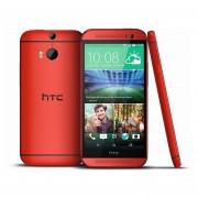 Smartphone Libre HTC One M8 4G 16GB Desbloqueado-Rojo
