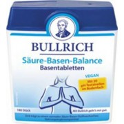 delta pronatura Dr. Krauss & Dr. Beckmann KG BULLRICHS Vital Tabletten 180 St