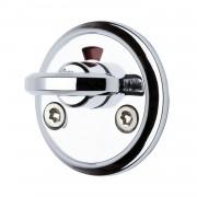 Beslag Design Classic Toalettvred, Krom