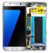 Ecran Display Samsung Galaxy S7 Edge G935f Silver Original cu rama