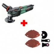 Bosch multifunkcionalni alat PMF 350 CES + POKLON univerzalni set Starlock 13-delni 0603102220