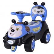Masinuta fara pedale BebeRoyal Ride On Bee Blue