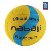 Watko BALLON WATER POLO WP500 TAILLE 4 JAUNE BLEU - Watko