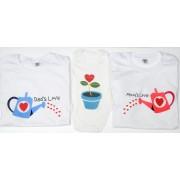 Pachet trei tricouri personalizate