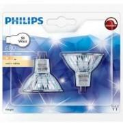 Халогенна крушка Philips, 50 W GU5.3, 2BC/10 топла бяла светлина, 8718696588789