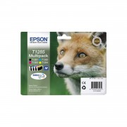 Epson T1285 multipack zwart en kleur Cartridge