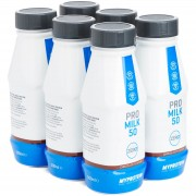 Myprotein Protein Shake Zero - 6 x 500ml - Chocolate