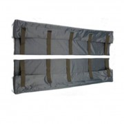 """Hermell Bed Rail Pad, 30"""" x 18"""" x 1"""" Part No. BR3018 Qty Per Package"""