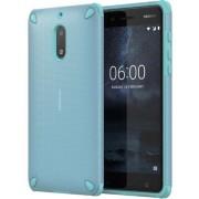 Protectie Spate Nokia Rugged Impact CC-501 pentru Nokia 6 (Albastru)