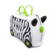 Trunki Ride-on kofer Zimba Zebra