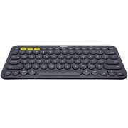 Logitech 920-007596 K380 Bluetooth Black Multi-device Keyboard
