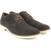 Arrow Men Genuine Leather Corporate Casuals(Brown)