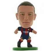 Figurina Soccerstarz Barcelona Thomas Vermaelen Home Kit