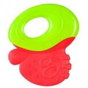 Бебешка гризалка с дрънкалка, 1383 Babyono, налични 4 цвята, 0090012