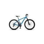 Bicicleta Colli Mtb High Performance Azul Aro 29 Alum. Kit Shimano 21M Susp. Dianteira Freios A Disco