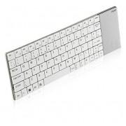 KBD, Rapoo E2710, Wireless, Touchpad, White