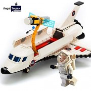 Angel Impex Space Shuttle Toy with Mini Astronaut Exploring Astronomy