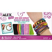 ALEX Toys Do-it-Yourself Wear Bang Bang Bangles Jewelry Kit