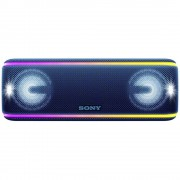 Sony SRS-XB41 Bluetooth zvučnik aux, funkcija govora slobodnih ruku, otporan na prašinu, vodootporan, NFC plava boja