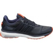 ADIDAS ENERGY BOOST 3 M Running Shoes For Men(Navy, Orange)