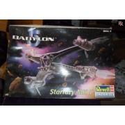 Babylon 5 Starfury Mk 1...revell!: 1:72 Scale Model..56 Pieces..skill 2