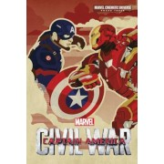 Phase Three: Marvel's Captain America: Civil War, Hardcover