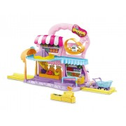 Hamsters in a House - Set Supermarket, Hamster si accesorii