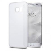 Husa MOTOROLA Moto G5S - UltraSlim Mat (Transparent)