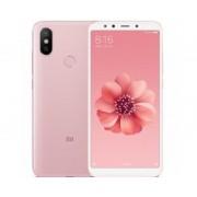 "Xiaomi Telefono movil smartphone xiaomi mi a2 rose gold 5.99""/ 64gb rom/ 4gb ram/ dual camera 12+20 mpx/ camara delantera 20 mpx/ 18:9"