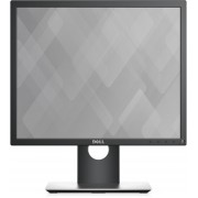 "Monitor LED DELL Professional P1917S 19"", 1280x1024, 5:4, IPS, 1000:1, 178/178, 6ms, 250cd/m, VESA, VGA, HDMI, DisplayPort, USB HUB, Height adjustable, Pivot, Black"