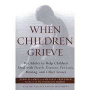 When Children Grieve: For Adults to Help Children Deal with Death, Divorce, Pet Loss, Moving, and Other Losses, Paperback/John W. James