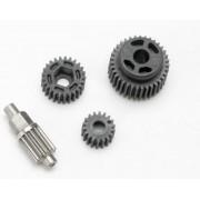 Gear set, transmission (includes 18T, 25T input gears, 13T i