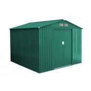 Záhradný domček G21 GAH 580 - 251 x 231 cm, zelený