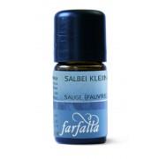 Farfalla - Bio Zsálya (kislevelű) ketonmentes, Demeter illóolaj 5 ml