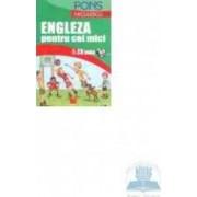 Engleza pentru cei mici + CD audio - Pons