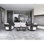 Gresie portelanata Sintesi Italia, Alpi Grigio 30x60,4 cm -ALPG300604