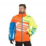 Sweep Jacka Sweep Racing Division Orange-Blå-Gul