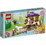 Lego Disney: Caravana de viaje de Rapunzel (41157)