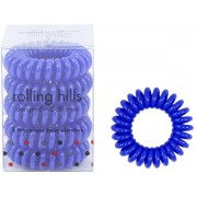 Rolling Hills Professional Hair Rings Night Blue Haargummi