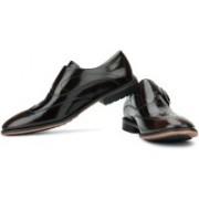 Clarks Gatley Strap Monk Strap Shoes For Men(Brown)
