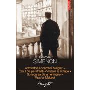 Admiratorul doamnei Maigret. Omul de pe strada. Vinzare la licitatie. Scrisoarea de amenintare. Pipa lui Maigret (eBook)