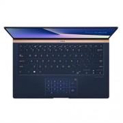 """ASUS Zenbook UX433FAC-A5122R Intel i5-10210U 14"""" FHD matný UMA 8GB 512GB SSD WL BT Cam W10PRO modrý, NumPad"""