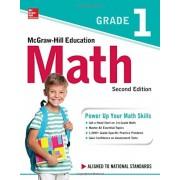 McGraw-Hill Education Math Grade 1, Second Edition, Paperback